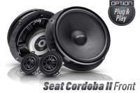 Seat CORDOBA II Option Lautsprecher Front