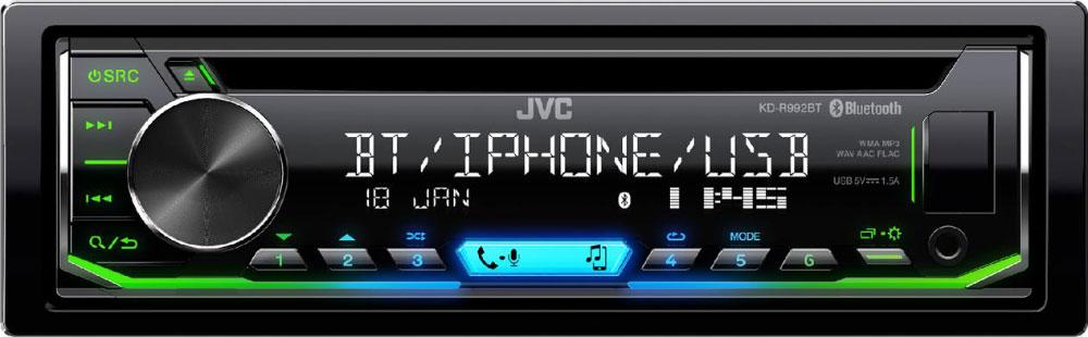 JVC KD-R992BT   JVC   Autoradios   ARS24.com