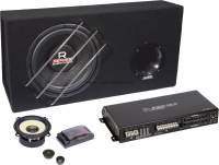 Audio System R-SERIES Komplett- Set 130