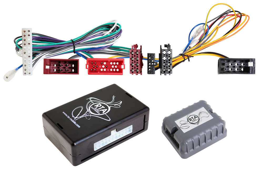 Aktiv-Adapter | Soundsystem im Auto adaptieren aufs Autoradio | ARS24