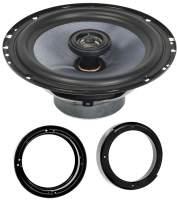 Lautsprecher Set VW Polo 9N