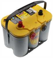 Optima Yellow Top YT U - 4.2 , 12V 55Ah, AGM