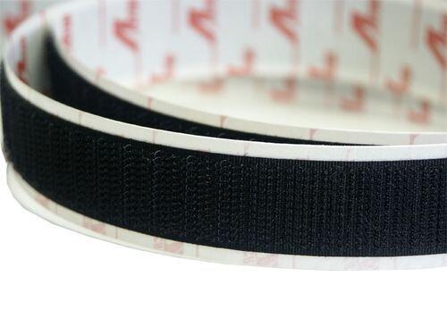 Klettband Haken Haftteil 20mm breit Meterware