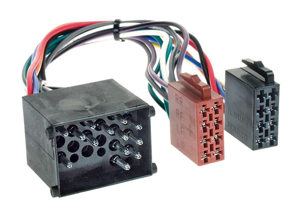 ISO-Adapter   Autoradios einbauen am Originalkabel   ARS24