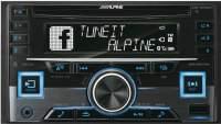 Alpine CDE-W296BT-B-WARE