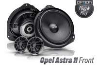 Opel Astra H Lautsprecher Set Plug & Play