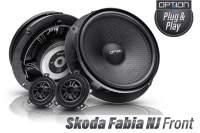 Skoda Fabia NJ Option Lautsprecher Front