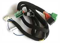 Axton N-A480DSP-ISO36 - A580DSP A480DSP Kabel Opel Insignia, Mokka, Zafira, Meriva