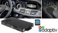 Adaptiv ADV-MB4- Mercedes E-Klasse Upgrade Set mit Navigation