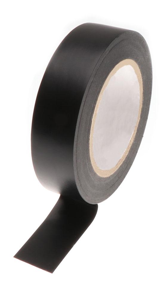 Isolierband -glatt- für Elektrokabel flexibel 15mm breit - Rolle mit 10 Meter