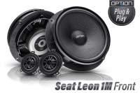 Seat Leon 1M Option Lautsprecher Front