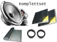 Focal PS 165 Performance Set Mercedes
