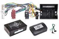 CAN BUS ADAPTER und Aktivsystemadapter mit Lenkradsteuerung für Audi Skoda VW  ab ca. 2006  014.111-