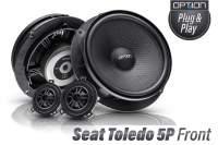 Seat Toledo 5P Option Lautsprecher Front