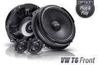 Option Air VW T6 Lautsprecher vorne