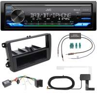 USB Autoradio VW Golf 5 1-DIN