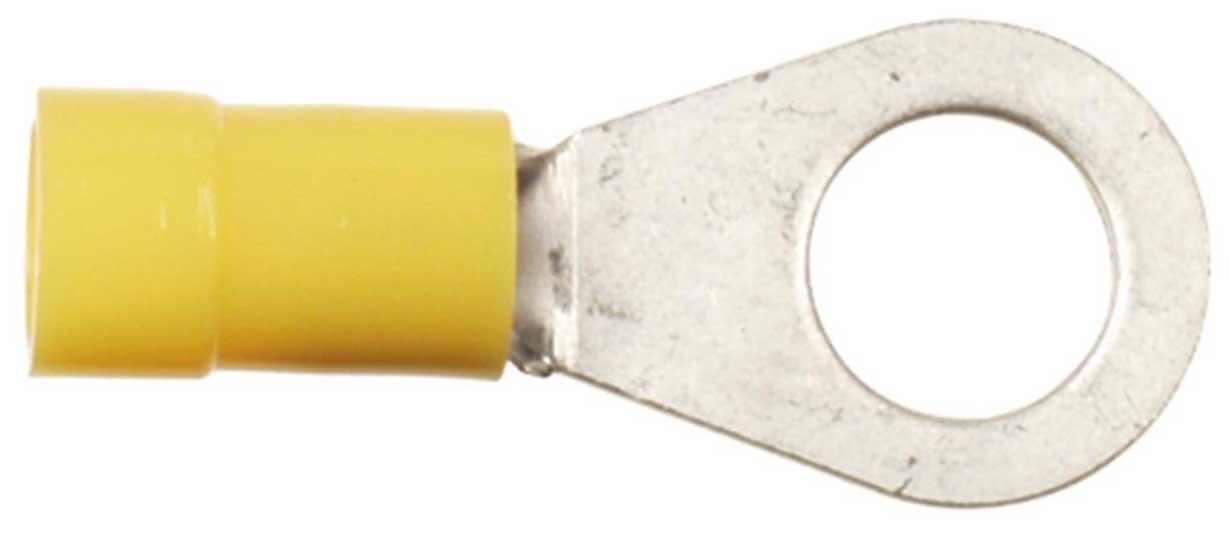 Ringösen gelb 4.0 - 6.0 mm²  8.0 mm 10 Stück