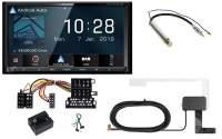 Skoda Octavia 1U Navigationsradio mit Apple CarPlay/Android Auto mit LFB