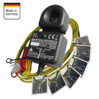 KEMO Marderschreck, Ultraschall, Elektroschock M186