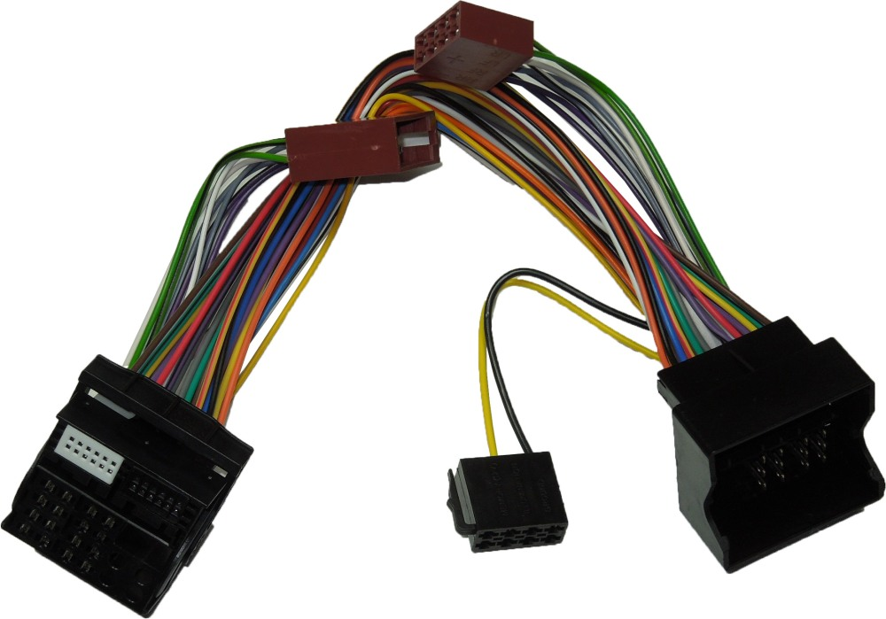 T-Kabelsatz Quadlock