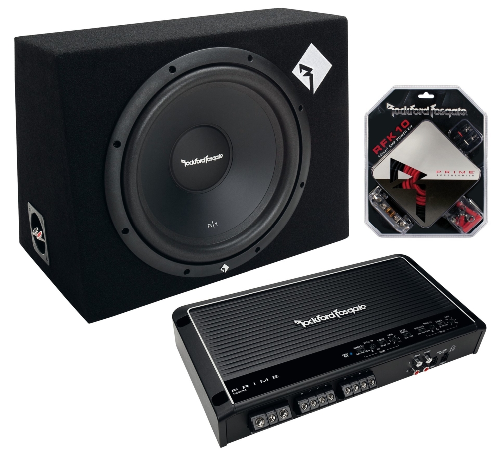 rockford fosgate ssk 600 mkii car hifi anlage universal. Black Bedroom Furniture Sets. Home Design Ideas