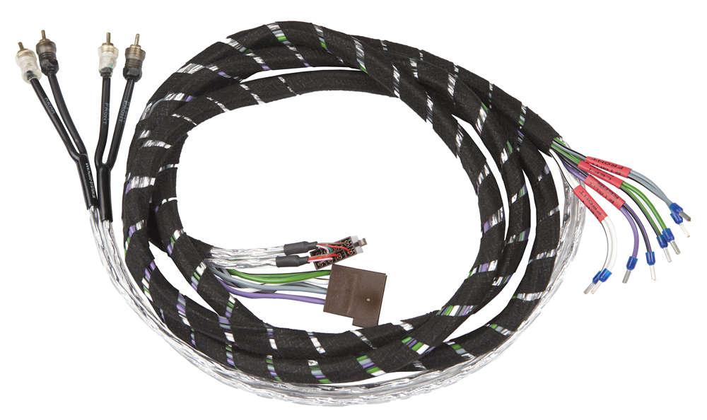 HLAC4 5M - ISO-Anschluß 4 Kanäle mit 5 Meter