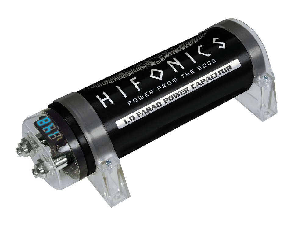 Hifonics HFC-1000 1 Farad Kondensator