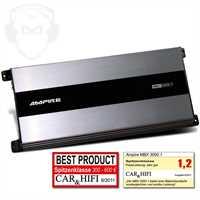 Ampire MBX3000.1 Endstufe, Monoblock 1x 3000 Watt, Class D