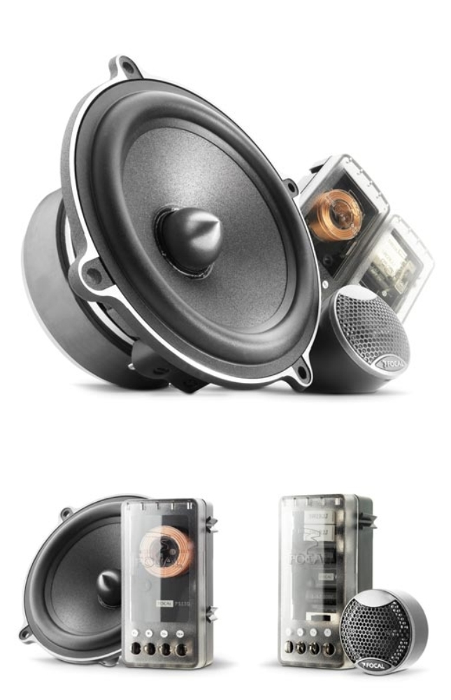Focal PS 130 Performance 2-Wege Kompo 13 cm