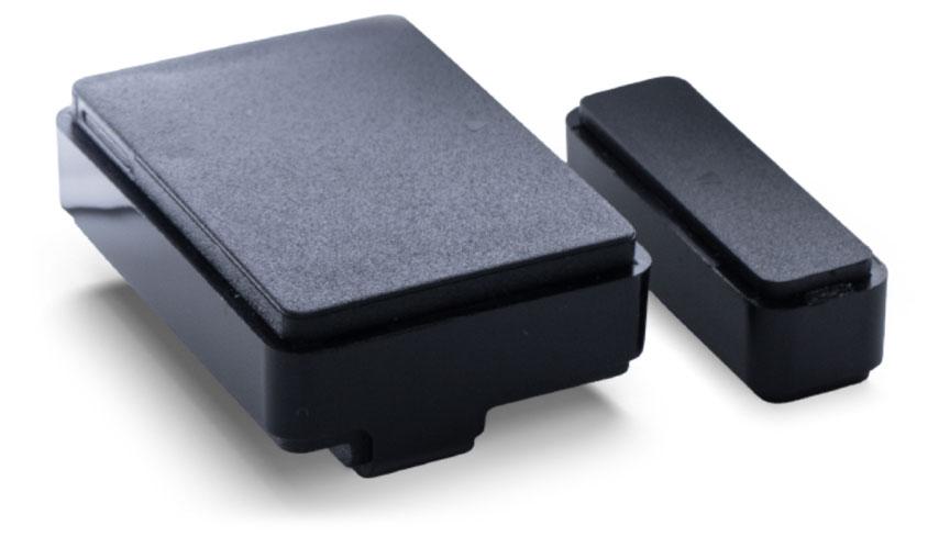 Thitronik Funk-Magnetkontakt 868 für WiPro III und C.A.S. II schwarz