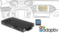 Adaptiv ADV-PSA -  Adaptiv Upgrade Set für Peugeot, Citroen