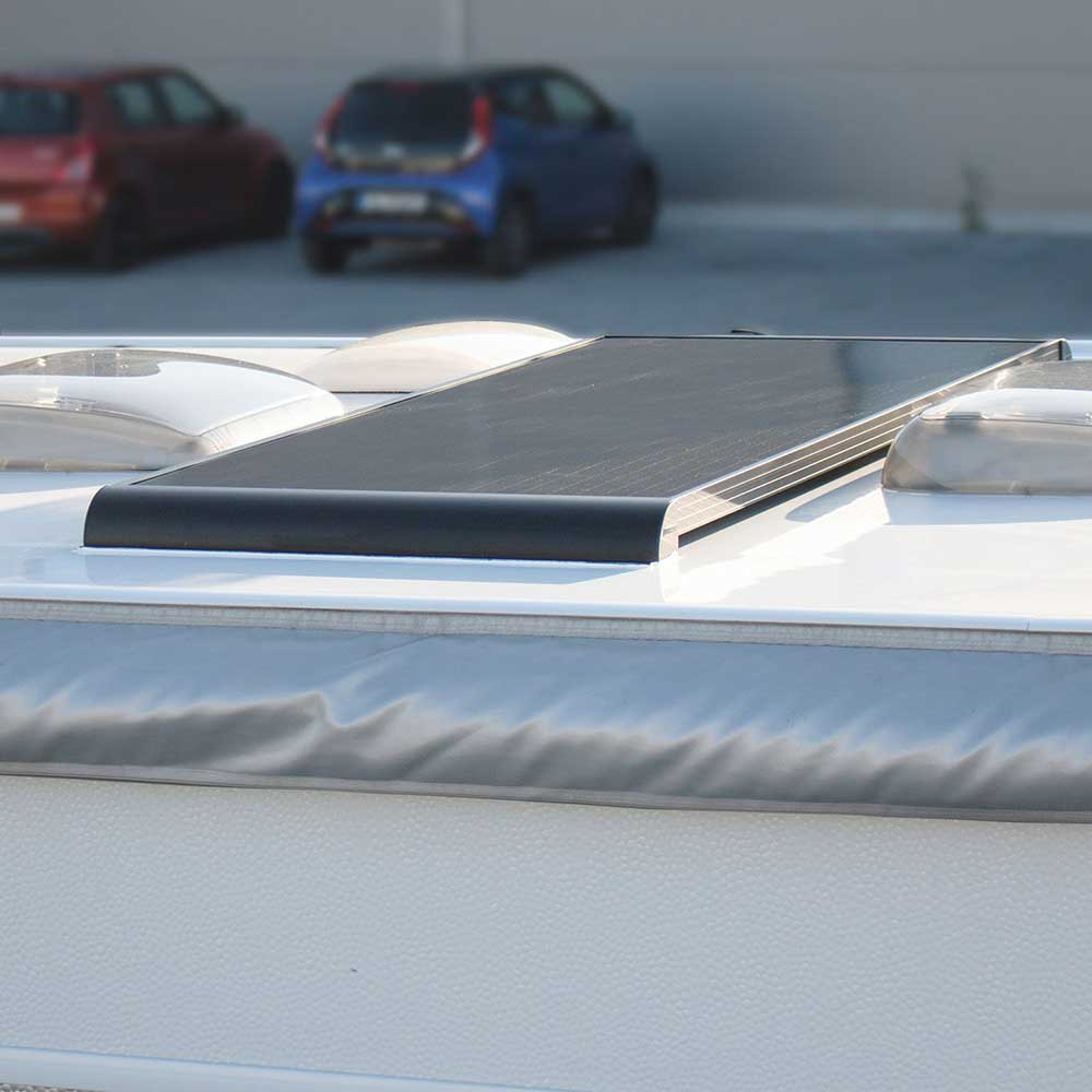 NDS BS180WP Solarpanel schwarz