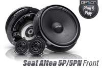 Seat Altea 5P - 5PN Option Lautsprecher Front