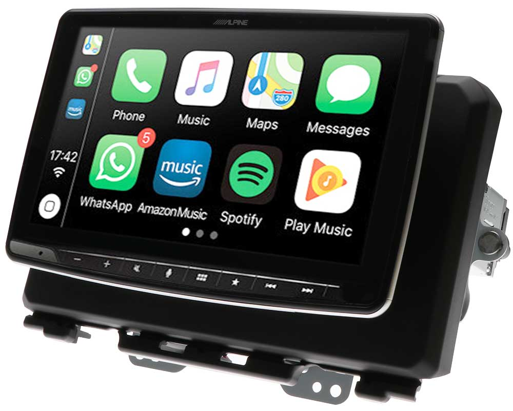 Suzuki Jimny Autoradio - Fahrzeuge ohne DAB-Antenne - Multimediacenter
