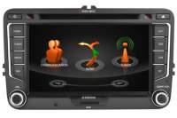 ZENEC Z- E2026 Navigation für Golf 5, Golf 6, T5, T6 B-WARE