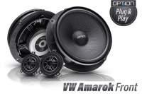 VW Amarok Option Lautsprecher Front