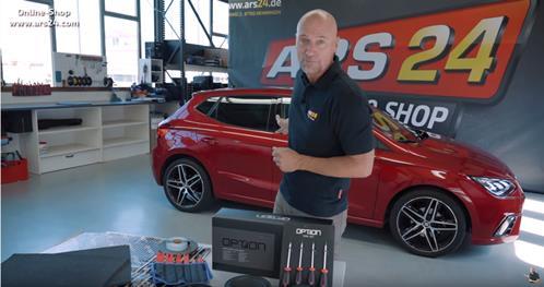 Video Einbauanleitung Option Lautsprecher fürs Auto