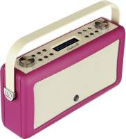 View Quest Hepburn MkII Radio DAB+, Bluetooth, Purple
