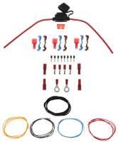 Interface Powerkit 1,5qmm mit Stromkabel, Verbinder und Sicherung
