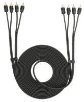 Cinchkabel -COSMIC- / 4-Kanal / 5,5 Meter
