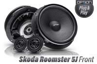 Skoda Roomster 5J Option Lautsprecher Front