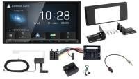Apple CarPlay / Android Auto 2-DIN Autoradio BMW X5 E53