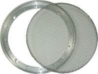 Audio System Abdeckgitter 16,5 cm (2 Stück) GI-165-ALU