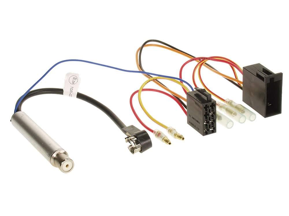 ISO-Adapter | Autoradios einbauen am Originalkabel | ARS24