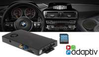 Adaptiv ADV-BM1 -  BMW 1er Upgrade Set mit Navigation