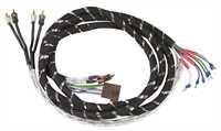 HLAC4 5M - (ISO-Anschluß) 4 Kanäle mit 5 Meter