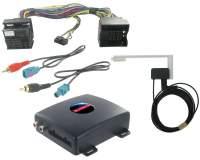 Auto DAB VW Blaupunkt/Siemens VDO RCD300, RCD500, RCD210, RCD310, RCD510 (Quadlock)