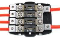 ANL Sicherungsverteilerblock 2x50/20qmm auf 4x50/20