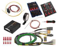 VW Crafter 2 / MAN TGe | Soundsystem mit DSP | V1 | Option