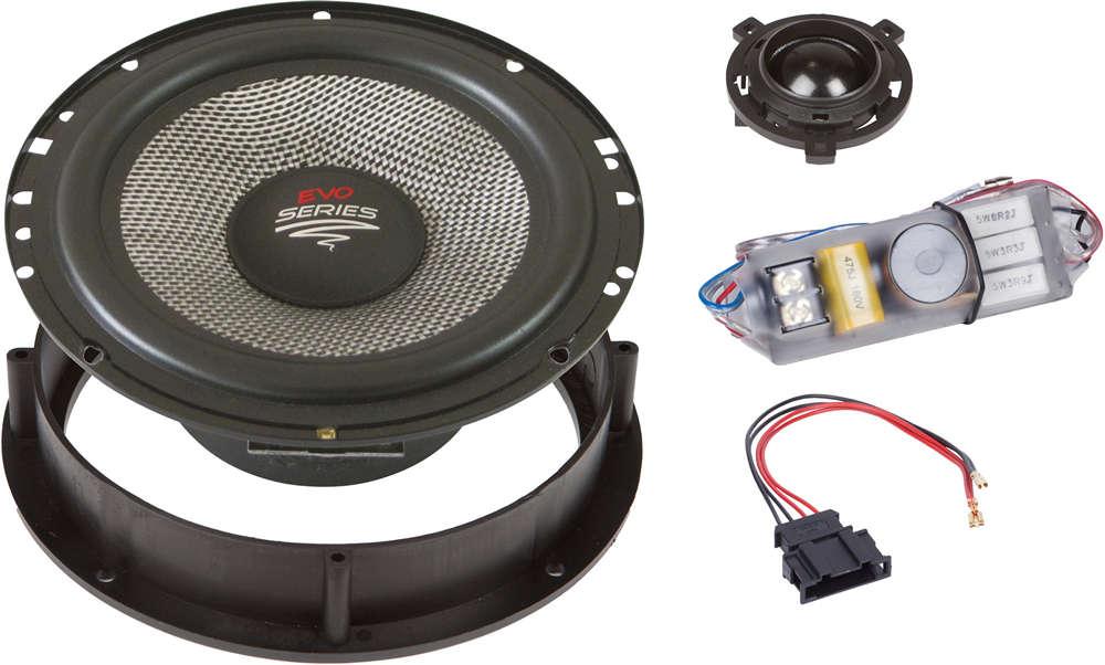 audio system x165 golf 6 golf 7 evo audiosystem. Black Bedroom Furniture Sets. Home Design Ideas